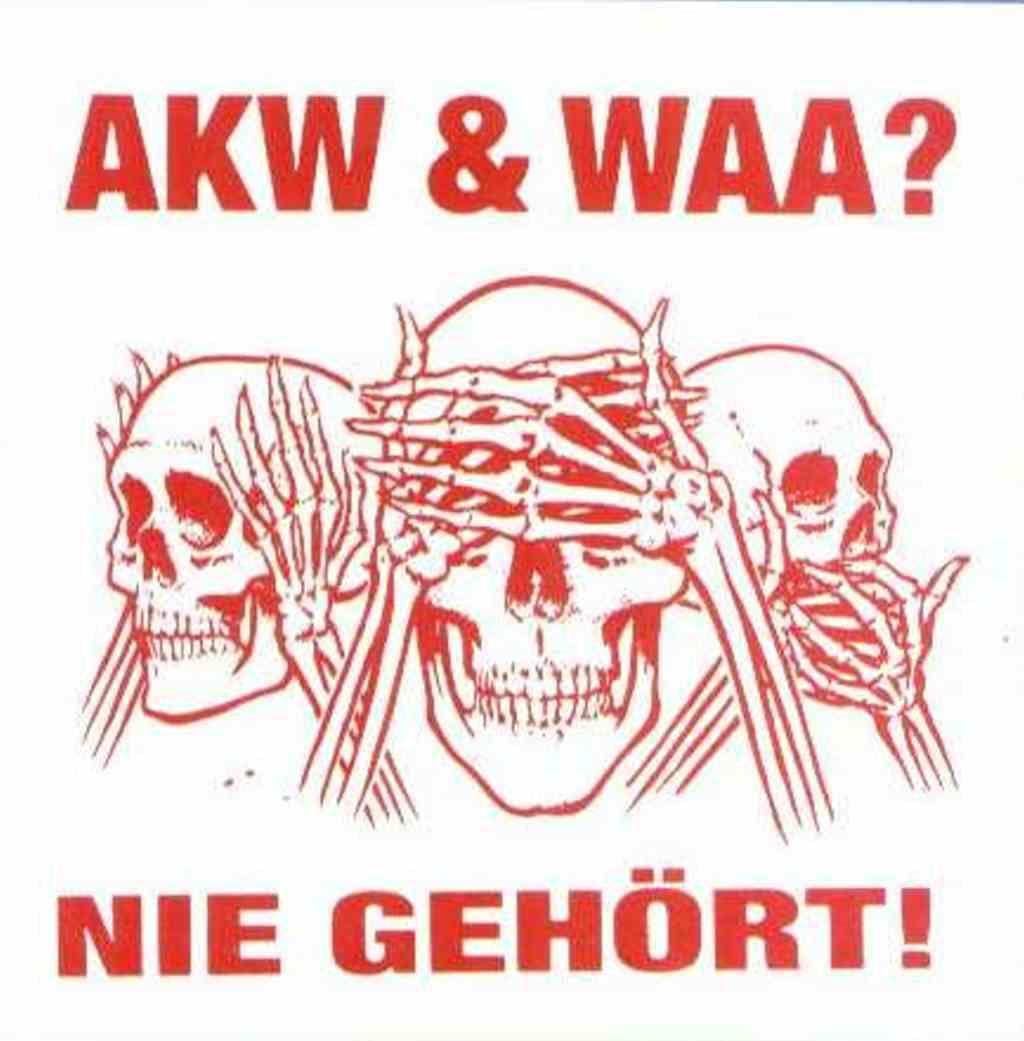 AKW und WAA