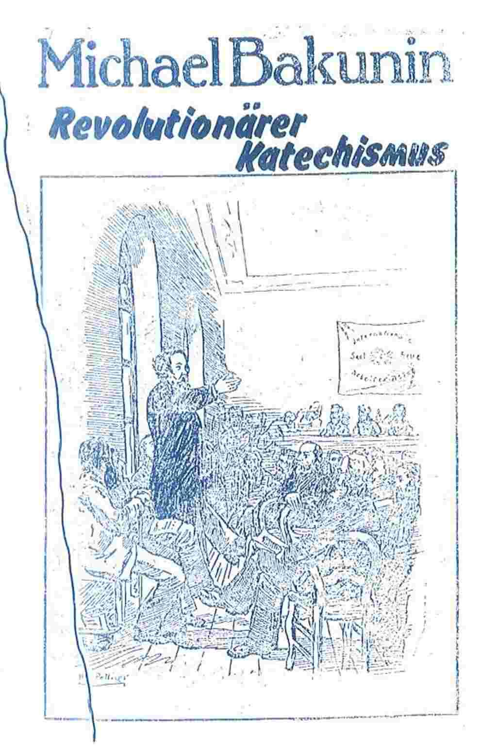 Bakunin Katechismus