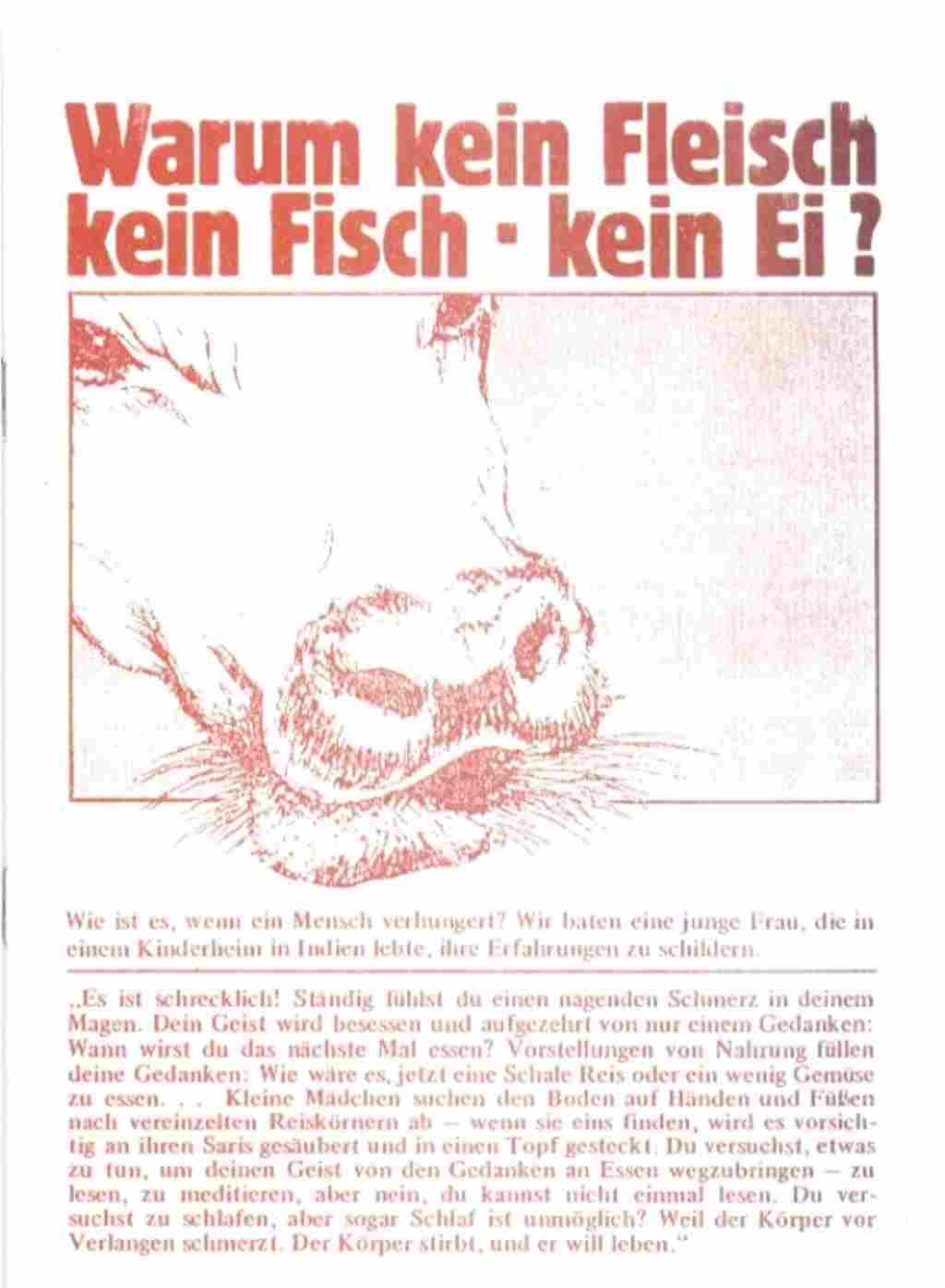 Fleisch Fisch Ei