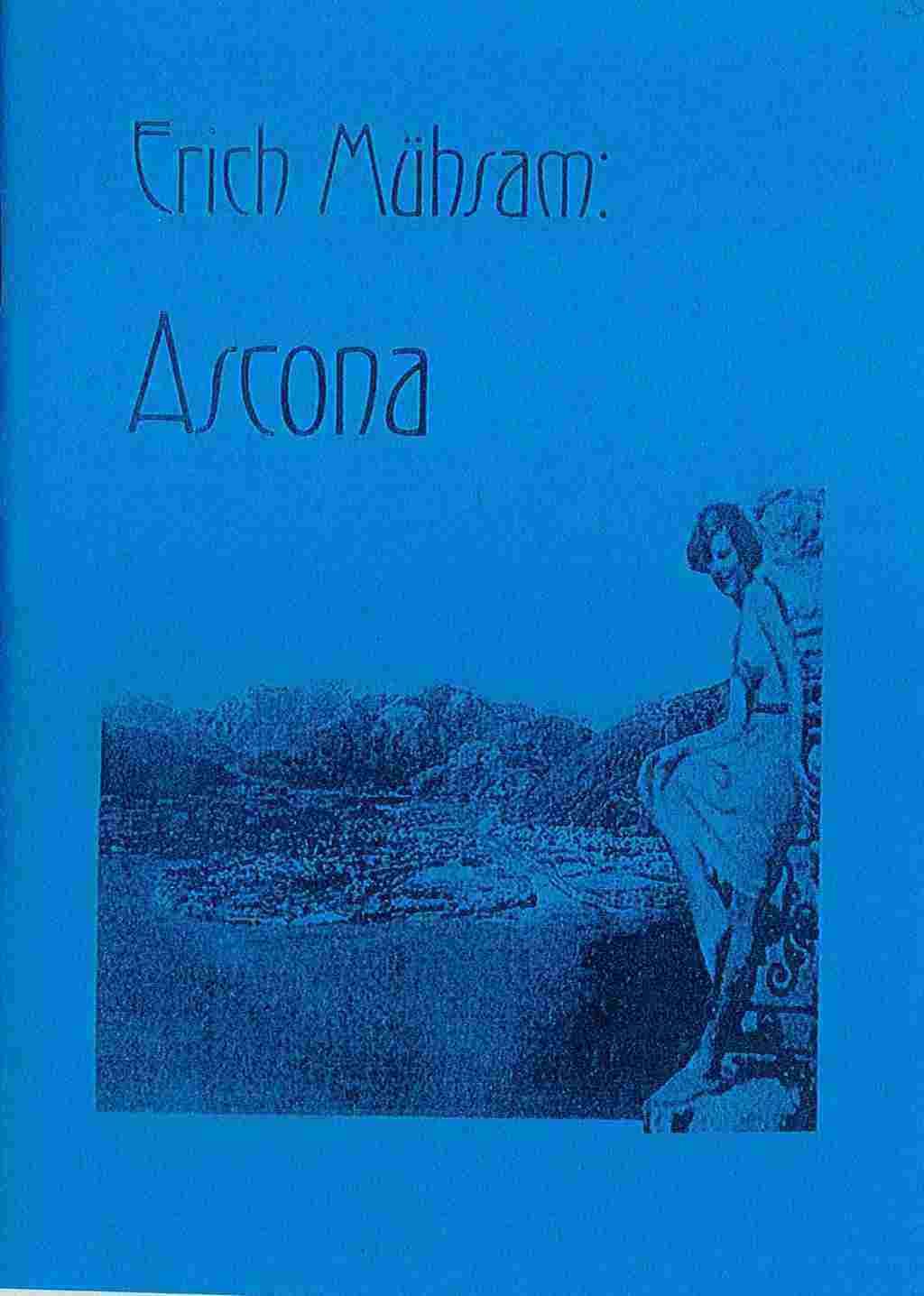 Mühsam Ascona