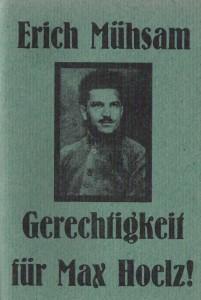 Mühsam Max Hölz