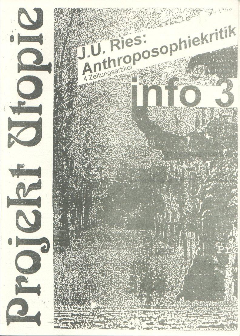 Ries Antroposophie