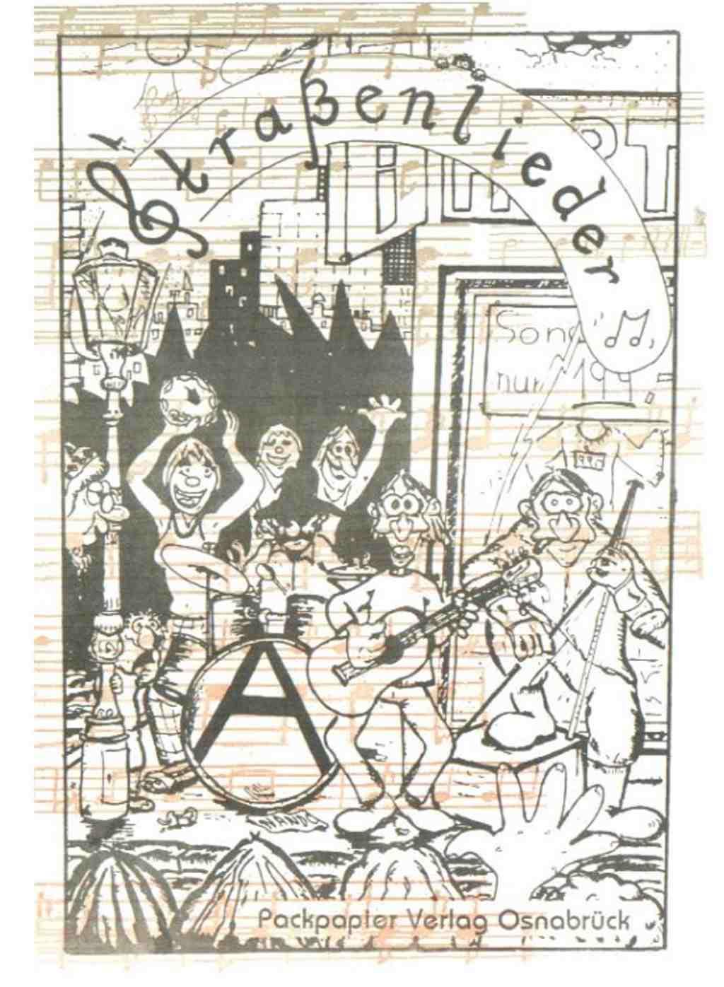 Straßenliederbuch
