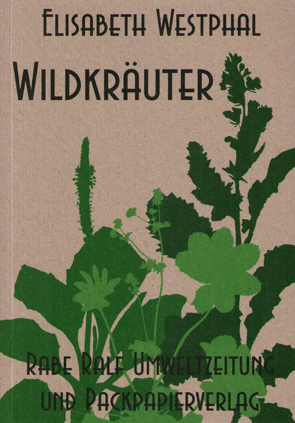 Wildkräuter Rabe Ralf