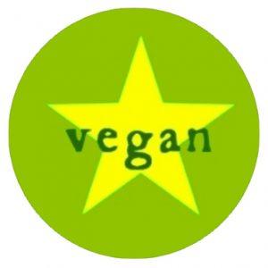 bv06 Veganstern hellgrün