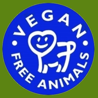 bv28 vegan free animals blau