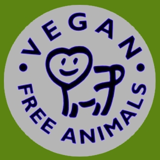 bv30 vegan free animals grau