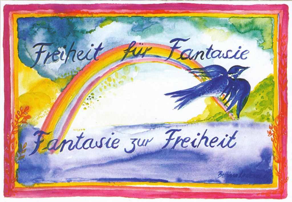 freiheit für fantasie