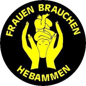 ba46 Hebammen gelbschwarz