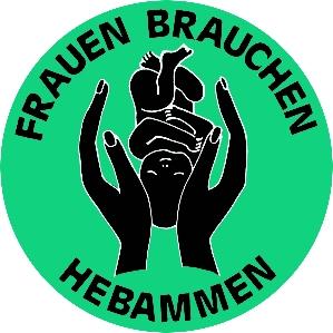 ba50 Hebammen schwarzturk