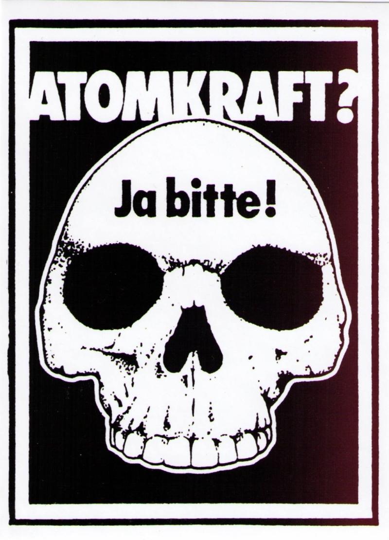 Kleber Atomkraft ja bitte