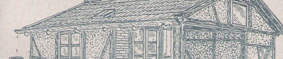 Lehmfachwerkhaus
