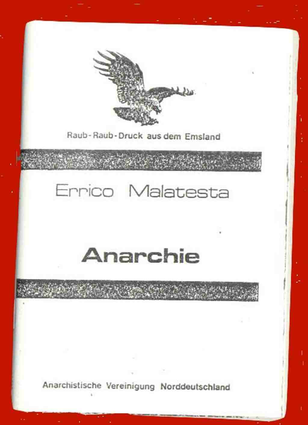 Malatesta Anarchie