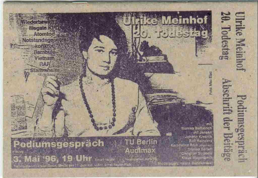 Podium Ulrike