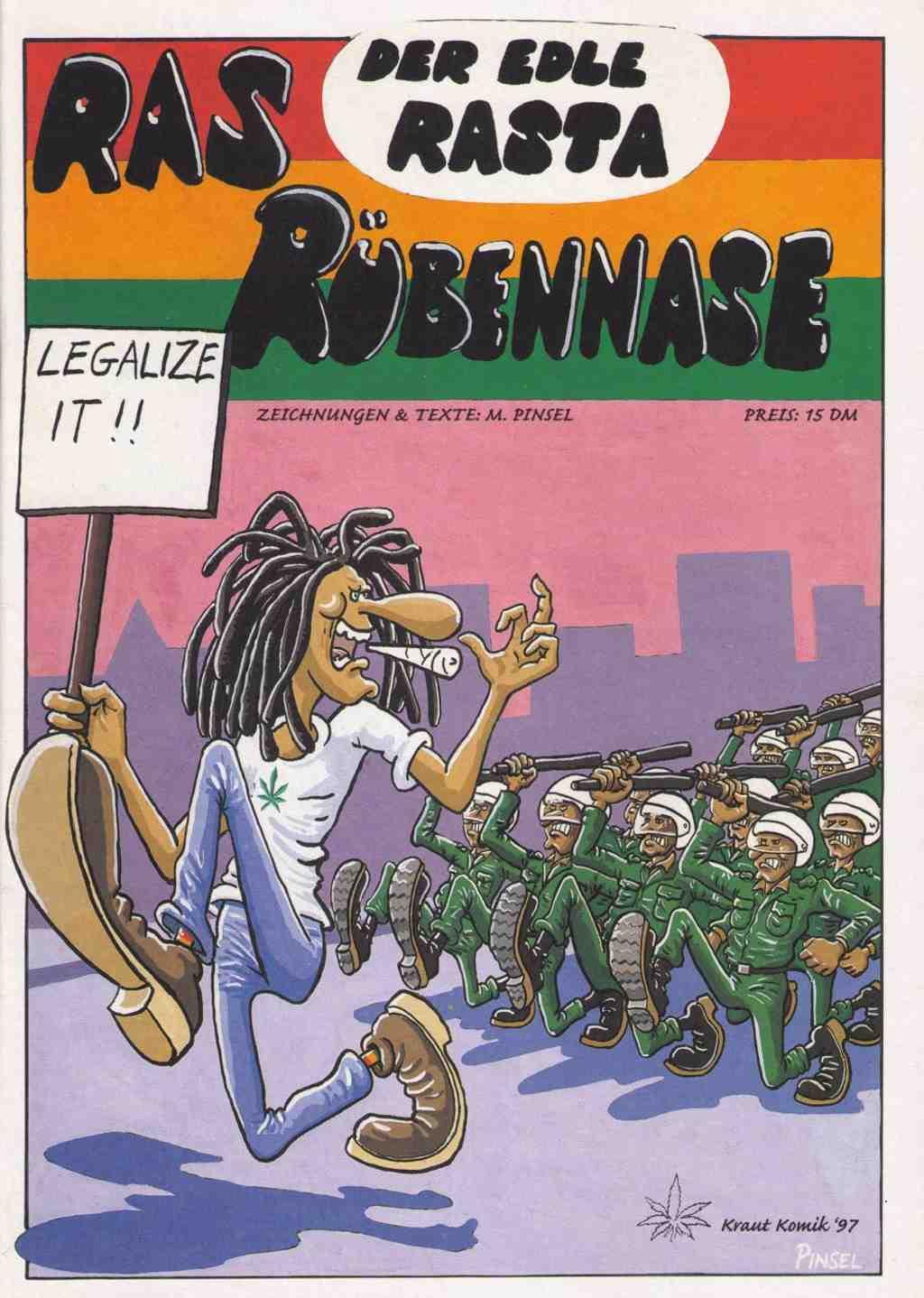 Ras Rübennase