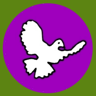 bf02 Taube lila