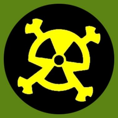 bu31 Nuclear Skull