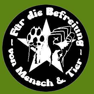 bv27 Befreiung MenschTier schwarz