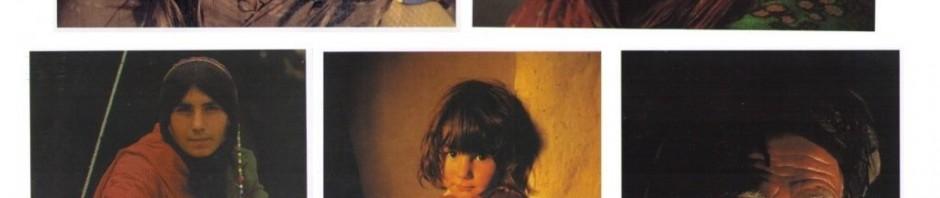Iran 5 Postkarten