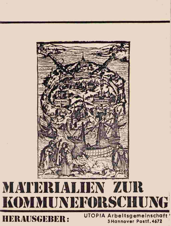 Materialien Kommuneforschung