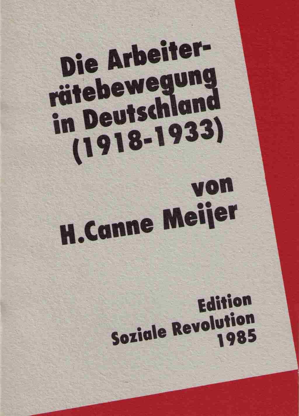 Meijer Arbeiterräte