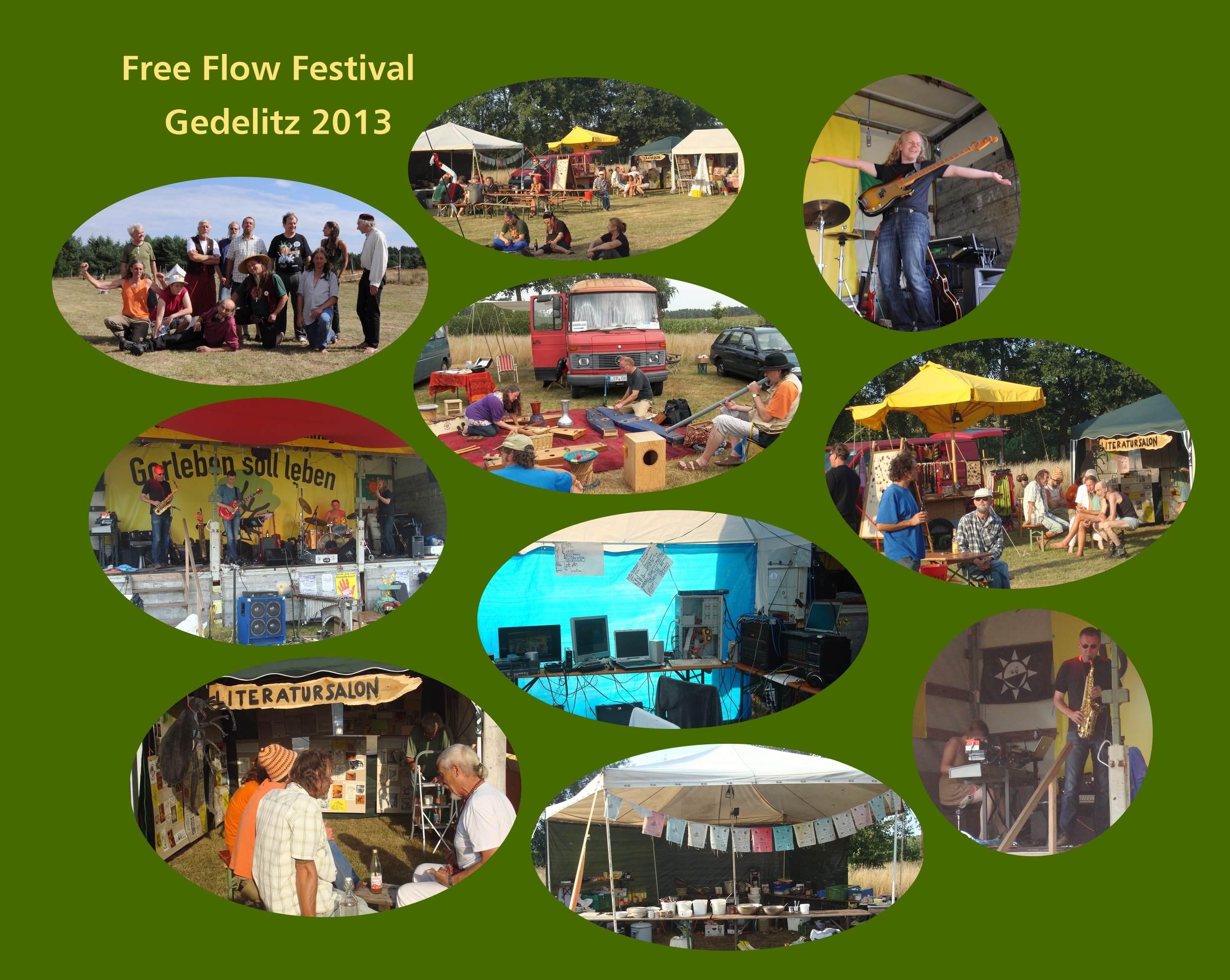 Free Flow Festival Gedelitz 2013