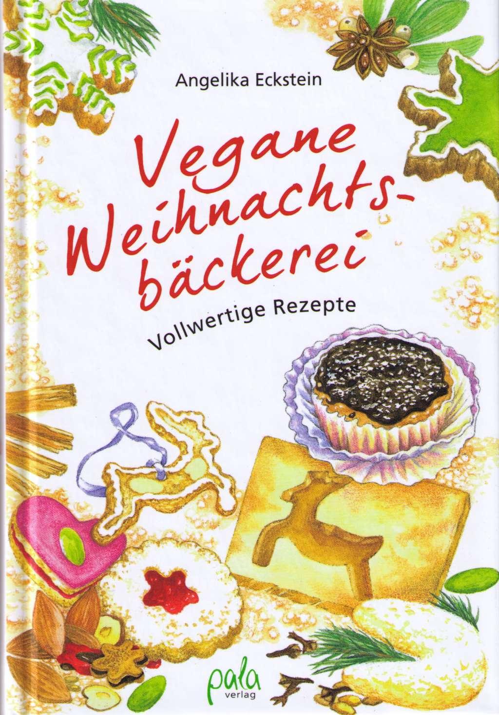 Vegane Weihnachtsbäckerei Pala