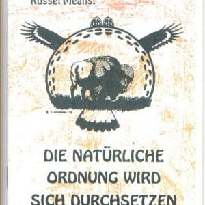 Russel Means Die natürliche Ordnung