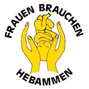 ba43 Hebammen gelbweiss