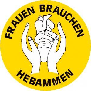 ba44 Hebammen weissgelb