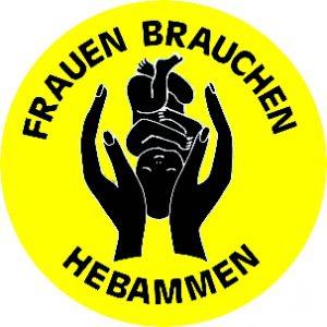 ba45 Hebammen schwarzgelb